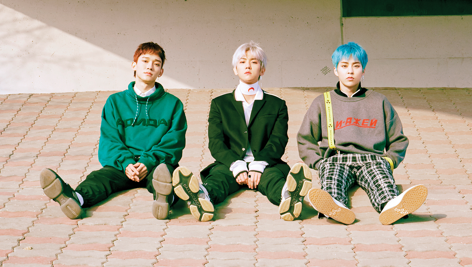 Lirik Lagu Exo Cbx Vroom Vroom Hangul Romanization English